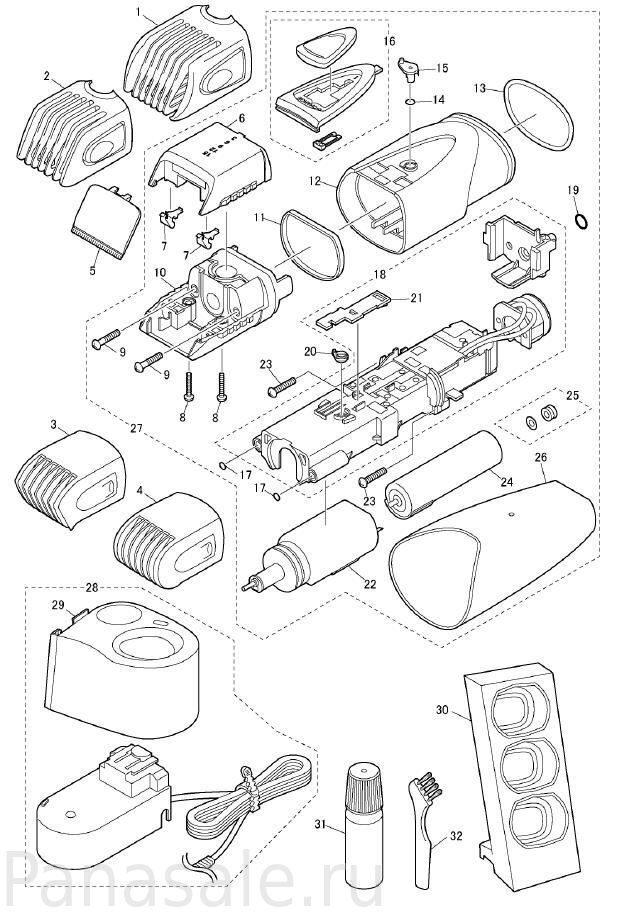 ER-GY10 схема