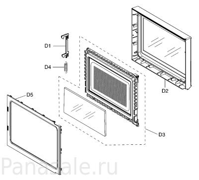 Инструкция К Микроволновой Печи Panasonic Nn-K575mf
