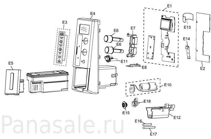 СВЧ Panasonic NN-GS597M