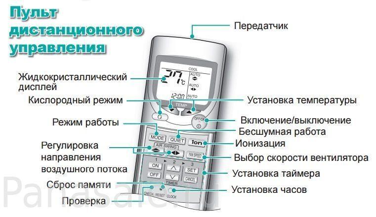 Инструкция panasonic kx tca181