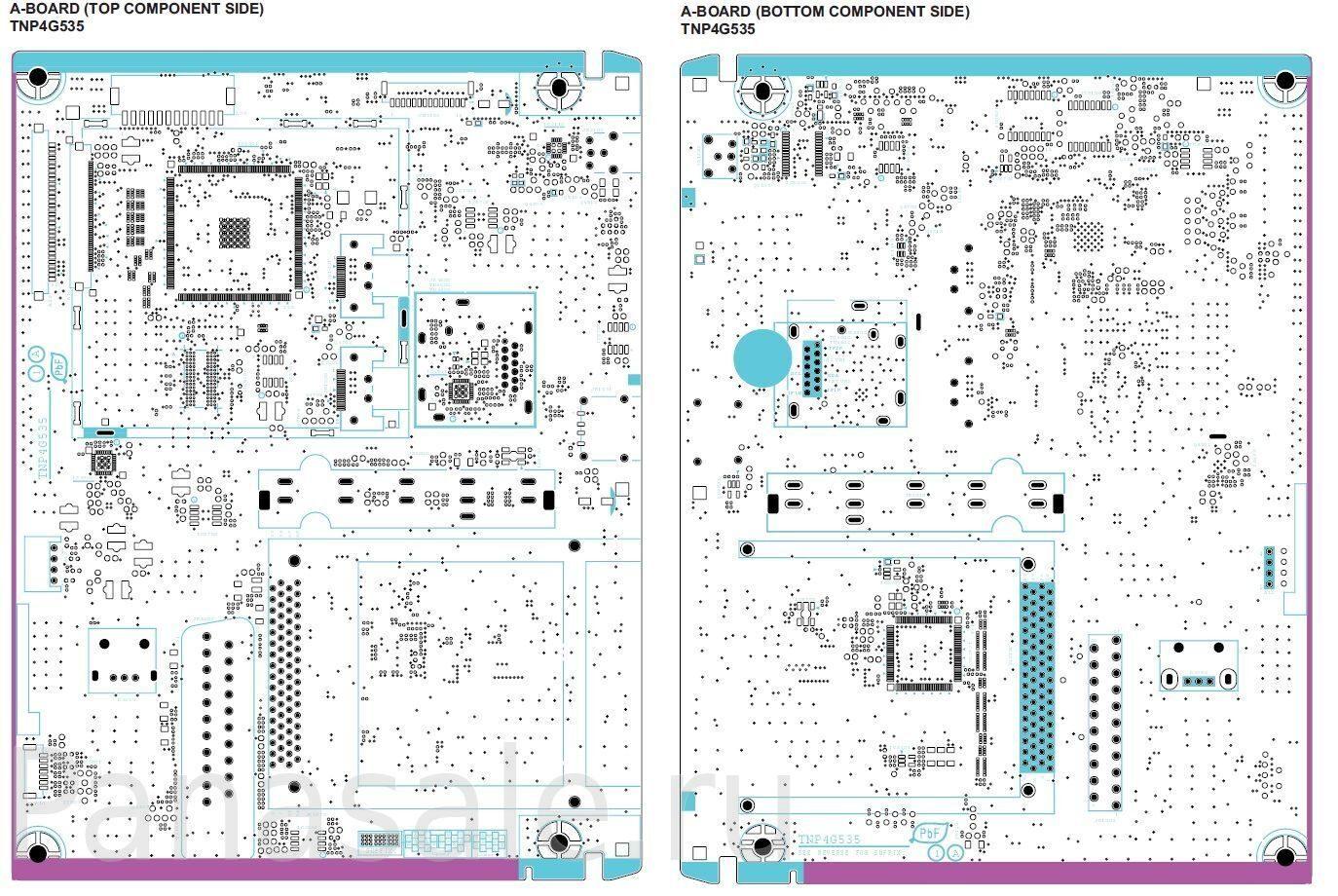 Схема телевизора панасоник tx-21f1t